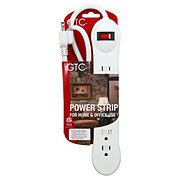 Good Choice 6 Outlet Power Strip