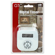 Good Choice 7 Day LCD Digital Electric Timer