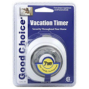 Good Choice 7 Day Vacation Timer