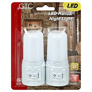 Good Choice CFL Compact Fluorescent Night Light