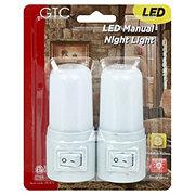 Good Choice CFL Compact Fluorescent Night Lights