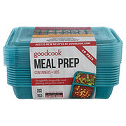 Good Cook Meal Prep 2 Compartment Food Storage