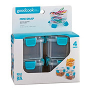 Good Cook Meals on the Run Mini Snap Containers