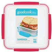 Good Cook Meals On The Run Sandwich Container