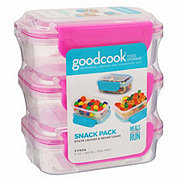 Good Cook Meals On The Run Snack Pack