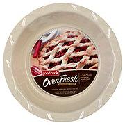 Good Cook Oven Fresh Ceramic Pie Dish