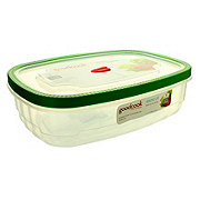 Good Cook Rectangular Food Storage Container with Vented Lid