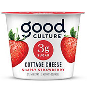 Good Culture Strawberry Cottage Cheese