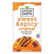 Good Earth Sweet and Spicy Herbal and Black Tea