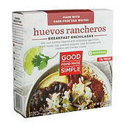 Good Food Made Simple Huevos Rancheros Breakfast Enchiladas