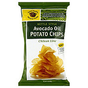 Good Health Chilean Lime Avocado Oil Potato Chips