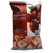 Good Health Crispy Cinnamon Apple Chips