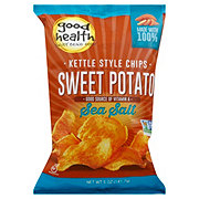 Good Health Kettle Style Sweet Potato Chips