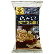 Good Health Olive Oil Potato Chips Sea Salt