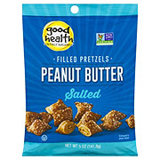 Good Health Salted Peanut Butter Filled Pretzels