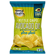 Good Health Sea Salt Avocado Potato Chips