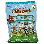 Good Health Veggie Chip Disney 6 PK