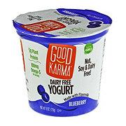 Good Karma Blueberry Dairy Free Yogurt