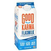 Good Karma Unsweetened Vanilla + Protein Flaxmilk