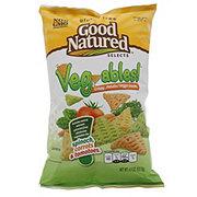 Good Natured Veg-Ables! Crispy, Potato/ Veggie Snacks