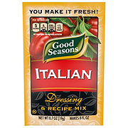Good Seasons Italian Salad Dressing and Recipe Mix