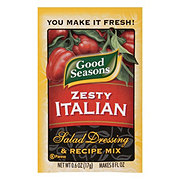Good Seasons Zesty Italian Salad Dressing and Recipe Mix