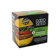 Good Seed Original Hempseed Burgers