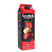 GoodBelly Probiotics Strawberry Banana Flavor Probiotic Juice Drink