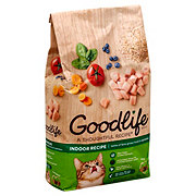 Goodlife Indoor Recipe Cat Food