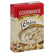 Goodman's Onion Soup And Dip Mix