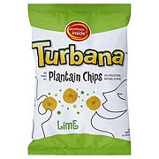 Goodness Inside Plantain Chips Lime