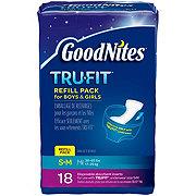GoodNites Trufit Underwear Refill Pack Unisex, 18 ct