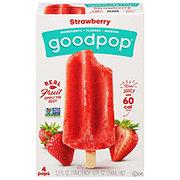 GoodPop Strawberry Pops