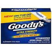 Goody's Extra Strength HeadAche Powder