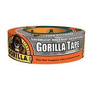 Gorilla Tape Silver ‑ Shop Adhesives & Tape at H‑E‑B