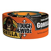 Gorilla Tape Tough And Wide Black