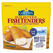 Gorton's Beer Battered Fish Tenders