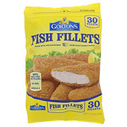 Gorton 39 s breaded fish fillets shop frozen seafood at heb for Gortons fish sticks