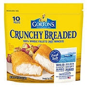 Gorton's Crunchy Breaded Fish Fillets