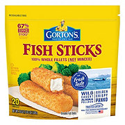 Gorton's Crunchy Fish Sticks