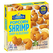 Gorton's Crunchy Golden Breaded Popcorn Shrimp