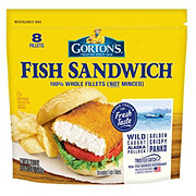 Gorton's Fish Sandwich Fillets