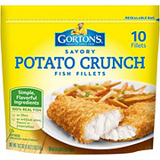 Gorton's Potato Crunch Fish Fillets