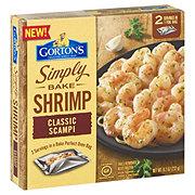 Gorton's Simply Bake Shrimp Scampi