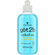 Got2b Spiked-Up Max-Control 4 Styling Gel