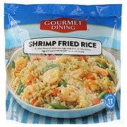 Gourmet Dining Shrimp Fried Rice
