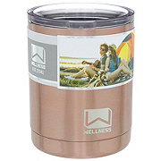 Gourmet Home Products 10 oz Copper Stainless Steel Tumbler
