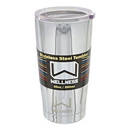 Gourmet Home Products Chrome Stainless Steel Tumbler