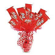 Gourmet Kit Kat Large Candy Bouquet