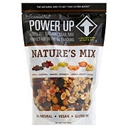 Gourmet Nut Power Up Nature's Mix